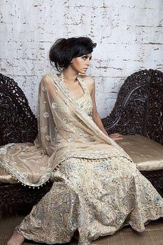 Payal Singhal designer lehenga - for more follow my Indian Fashion Boards :)