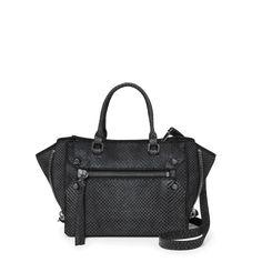 Logan Mini Tote - Designer Leather satchel | Botkier