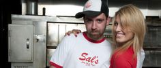 Sal's Authentic New York Pizza - Original Recipe since 1975 New York Pizza, Good Pizza, Original Recipe, Kiwi, Food, Women, Essen, Meals, Yemek
