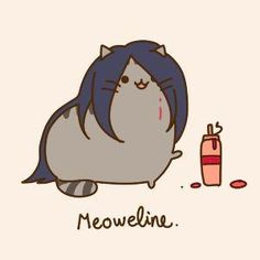 Marceline as Pusheen Cat