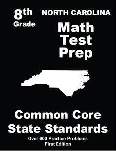 8th Grade North Carolina Common Core Math