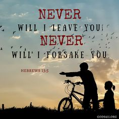 Hebrews 13:5 | Bible