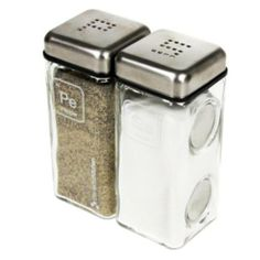 Connect & Store Magnetic Salt & Pepper Jars - Case Pack 6 SKU-PAS981163 by DDI. $46.01. 100% SATISFACTION GUARANTEED. Please refer to the title for the exact description of the item. All of the products showcased throughout are 100% Original Brand Names.. Connect & Store Magnetic Salt & Pepper Jars. Give the scientific beauty of salt and pepper their due reverence with this fantastic looking and expertly functional Magnetic Salt & Pepper Shaker Set. This 2 ...