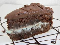Brownie Sandwiches (oh my word, this looks like a tasty recipe.  will have to try this one)