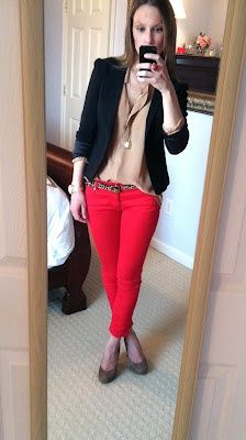 Friday office outfit :)