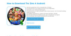 If Sims 4 Mobile ever crossed your mind - here's a full version of this game (not some mini-version from Play Store) that you can play on your Android and iOS phone! Ios Phone, Android, Play, Games, Store, Mini, Larger, Gaming, Plays