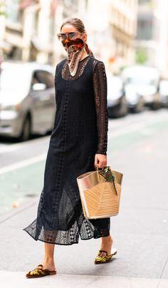 Olivia Palermo Street Style, Estilo Olivia Palermo, Giovanna Battaglia, Dior, Summer Outfits, Chic, Celebrities, Sweaters, Clothes