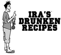 Ira's Drunken Recipes: Peanut Butter and Jelly Sandwich