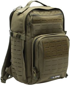 50682edc1ccb LA Police Gear Atlas 12 Hour Tactical Backpack - OD Green