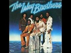 The Isley Brothers - Harvest For The World (with lyrics) 1976 The Isley Brothers are an American musical group originally from Cincinnati, Ohio, originally a vocal trio consisting of brothers O'Kelly Isley, Jr., Rudolph Isley and Ronald Isley. Soul Music, My Music, Music Stuff, Lps, The Isley Brothers, Hip Hop, Old School Music, Rhythm And Blues, Types Of Music