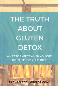 Think gluten detox isn't real? Think again. Check out these symptoms for what to expect when you're going through a gluten detox. Gluten Detox: The Truth About Gluten Detox, Gluten Withdrawal, Gluten Intolerance Symptoms, and Gluten Detox Symptoms Gluten Symptoms, Gluten Intolerance Symptoms, Food Intolerance, Gluten Detox Cleanse, How To Detox Your Body Naturally, Best Way To Detox, Detox Symptoms, What Is Gluten, Dairy Free Diet
