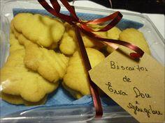 Biscoitos de Erva Doce e Gengibre do Dispára-Biscoitos