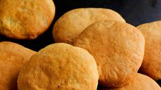 Moroccan bread (khobz) | The use of two types of semolina in this recipe gives the bread its distinctive texture, but you can just as easily substitute plain flour or experiment with spelt, millet and buckwheat flours (see Note).