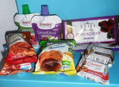 Bluebox by @Tryoop Brasil edição de Outubro veio recheada de produtos gostosos e saudáveis!