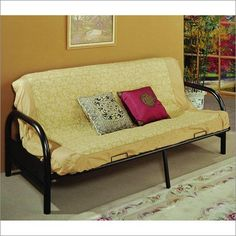 Metal Futon Assembly Instructions Living room Pinterest Metal