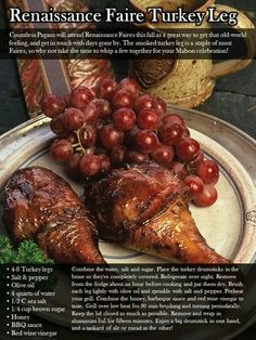 Carnival Party - Renaissance Faire Theme - Game of Thrones Theme - Turkey Leg Recipe, Metal Plates and Goblets, Medieval Themed Carnival Games, Costume Photo Booth