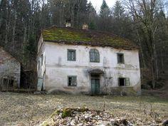 Sneznik Castle, Slovenia.