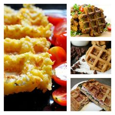 15 things you can make in your waffle iron that aren't waffles - my waffle maker has been sitting idle way too long!
