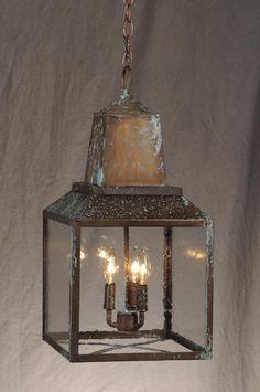 CHANDELIERS | stjameslighting Lantern Pendant Lighting, Island Pendant Lights, Copper Pendant Lights, Copper Lighting, Rustic Chandelier, Vintage Chandelier, Rustic Lighting, Interior Lighting, Copper Light Fixture