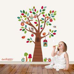 vinilos infantiles  www.decohappy.com