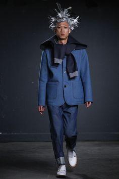 Julien David Fall 2016 Menswear Fashion Show