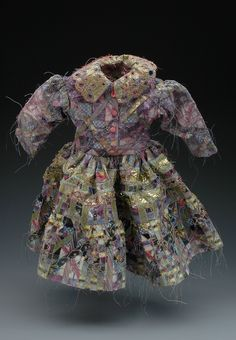 Donna Rhae Marder Dress from paper.