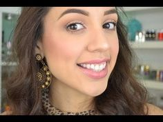 Natural Daytime Look / Work Appropriate Eye Makeup Video Tutorial - Too Face Chocolate Bar Palette Series - YouTube