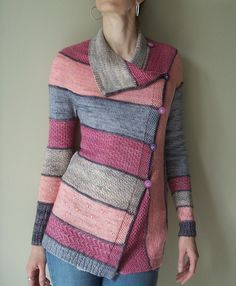 Ravelry: winter wheat cardigan pattern by atelier alfa