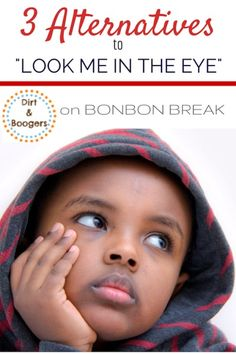 """3 Alternatives to """"Look Me In The Eye"""" by Dirt  Boogers"""