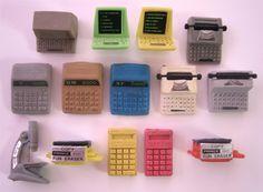technology erasers