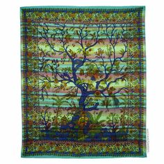 Tree of Life Tapestry on Sale for $28.99 at HippieShop.com on Wanelo
