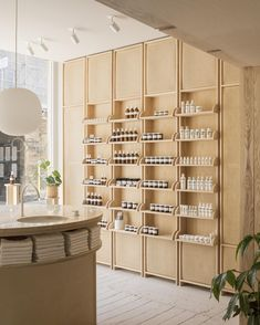 Cane mesh and RÖ Skin products at RÖ Skin Treatment Rooms, Stamford, UK