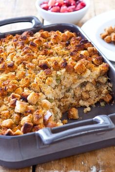 Classic stuffing, done right