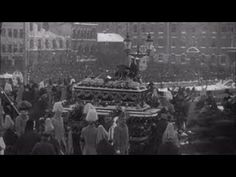 Kung Oscar II av Sverige Begravning Oscar II of Sweden Funeral 1907 Short Films, Documentary, Funeral, Sweden, Animation, King, The Documentary, Documentaries, Animation Movies