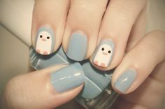 my next nail art ^_^ hopefully!