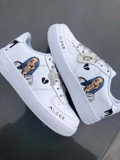 Air Force 1 x Billie Ellish by TA Customs ®