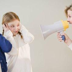 Der letzte Schrei: Kinder anbrüllen: Wie schlimm ist das eigentlich?