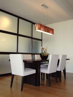 Minimalist dining room ideas designs photos inspirations dining area ideas pinterest - Appartement duplex winder gibson architecte ...