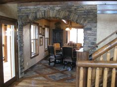 Image Gallery » Whisper Creek Log Homes