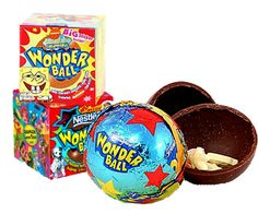 Wonder Ball: | 35 Foods From Your Childhood That Are Extinct Now