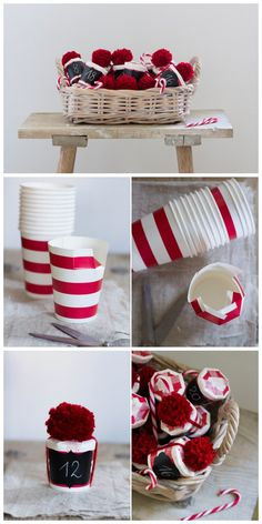 16. #adventskalender #diy #idea