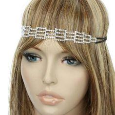 Fashion Rhinestone Headband