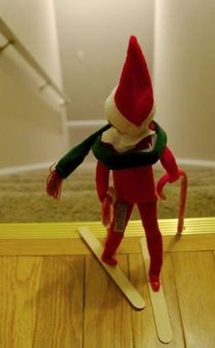 50 Easy and Creative Elf on the Shelf Ideas with Pictures