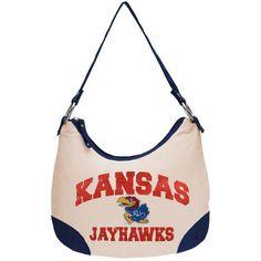 Kansas Jayhawks Women's Game Plan Purse - $24.99