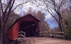 Sandy Creek Covered Bridge State Historic Site | Missouri State Parks