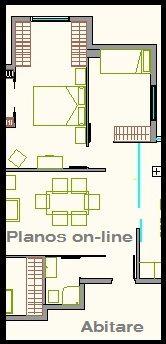 Abitare Interiorismo // Planos on-line