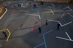 Art, Design, Maths and Playground Markings — Creative STAR Learning | I'm a teacher, get me OUTSIDE here!