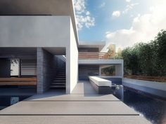 Greek Villa by Division Architects