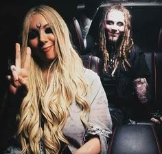 Maria Brink, Sid Wilson, Rock Girls, Lady Godiva, Rocker Chick, Nu Metal, Culture Shock, Alternative Music, Beautiful Gorgeous