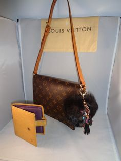865b19f6625f Pre Owned Louis Vuitton, Luxury Bags, Indie Brands, Louis Vuitton Monogram,